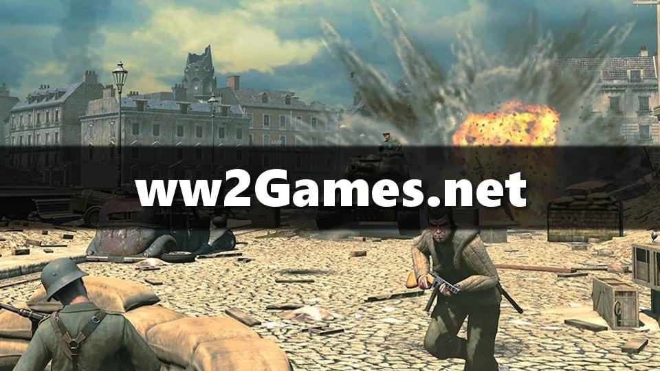 WW2Games net | Stockpile of the best World War 2 games
